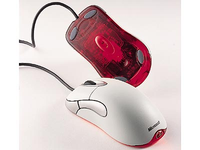Microsoft Intellemouse Optical